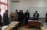 Rektori Vataj monitoron zgjedhjet studentore në UPZ