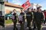 Varrosen me nderime nga garda ceremoniale e FSK-së vëllezërit e vrarë në Malishevë