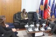 Minxhozi në Rahovec, bisedë për bashkëpunim me Shqipërinë