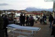 Lëndohen 10 nxënës në një aksident në Shqipëri