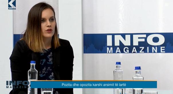 Deputetja e Nismës: Shyqiri Bytyqi është ministër i suksesshëm