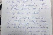 Letra e panjohur e '79-ës: Kur Ali Podrimja i shkruante Agollit për dhimbjen e të birit
