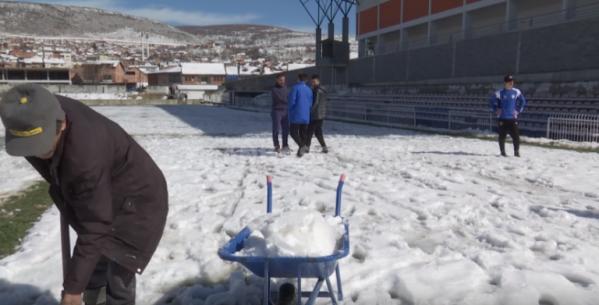 Bora vonon ndeshjen në Rahovec (VIDEO)