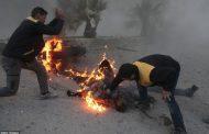 (Kujdes: pamje të rënda) Siria është kthyer në një ferr të vërtetë