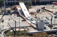Gjashtë deri në dhjetë të vdekur nga shembja e urës në Florida