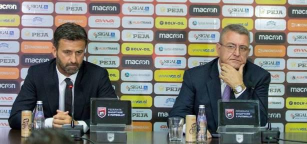 Shqipëria dhe Panucci ia kërkon një lojtar Kosovës