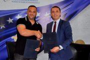 Kujtim Gashi: MKRS do mbështesë financiarisht trajnerët që kanë realizuar suksese në garat ndërkombëtare
