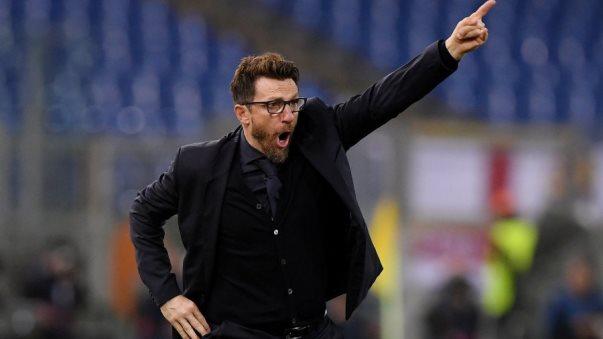 Di Francesco tregon mënyrën se si mposhti Barçën