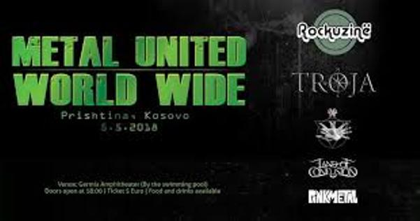 Metal United World Wide edhe në Kosovë (Video)
