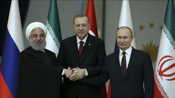 Nis në Ankara samiti Erdo?an, Putin dhe Ruhan rreth krizës në Siri
