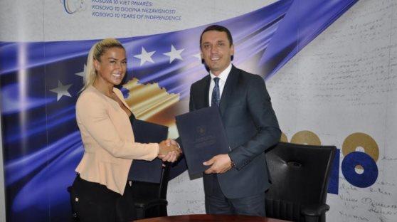 Beqa merr mbi 3 mijë euro mbështetje financiare nga MKRS