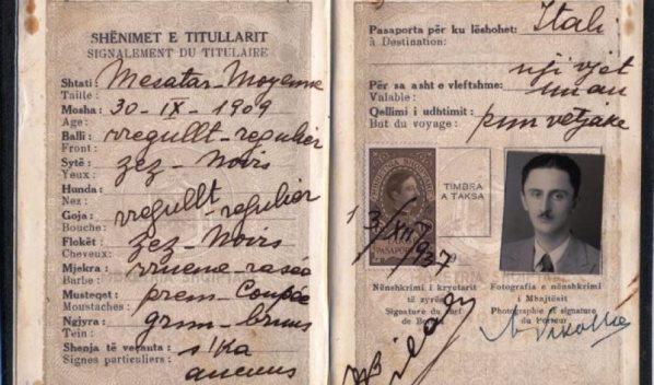 Origjina etnike, biografia dhe ndryshimi i emrit e mbiemrit të Migjenit