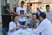 Malishevasit dhurojnë gjak vullnetarisht përsëri