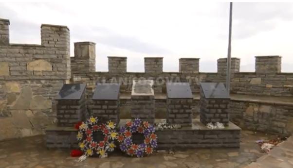 """Thyhet memoriali i dëshmorëve """"Maja e Shkodranit"""" në Rahovec (VIDEO)"""
