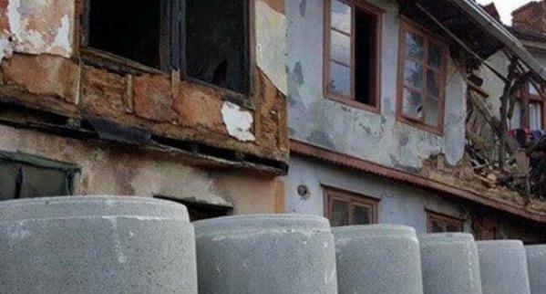 Komision për shtëpitë e vjetra të Qendrës Historike të Prizrenit