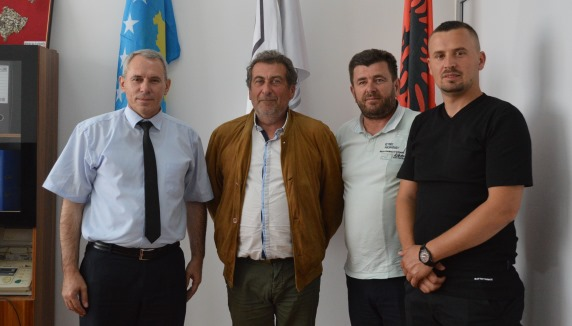 Investitori italian, i interesuar për kultivimin e një bime dhe për hapje të një fabrike në Malishevë