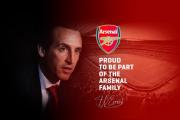 Zyrtare: Emery trajner i Arsenalit