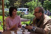 Takohen në Tiranë Kadare e Jahjaga, bisedojnë për rimëkëmbjen kulturore shqiptare