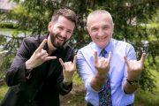 Meta pret Bushpepën: Lartësoi muzikën dhe gjuhën shqipe