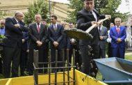 Në 140 vjetorin e Lidhjes Shqiptare të Prizrenit, vihet gurthemeli i shtatoreve të udhëheqësve të Lidhjes