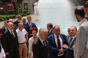 12 prefektë nga  Shqipëria u pritën nga Mytaher Haskuka(Video)