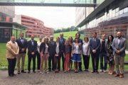 Prorektori i UPZ-së, Kadri Kryeziu po qëndron në një vizitë zyrtare në Austri