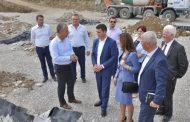 MKRS e Suhareka me memorandume për ndërtimin e 3 stadiumeve