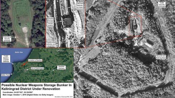"""Rusia """"rinovon"""" bunkerin e armëve bërthamore?!"""