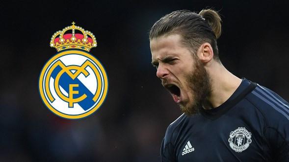 De Gea nuk përjashtonë transferimin te Real Madridi