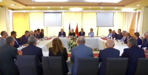 Prizren:Kosova e Shqipëria thellojnë bashkëpunimin në arsim (VIDEO)