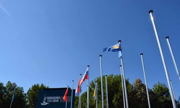 Flamuri i Kosovës ngritet në Spanjë