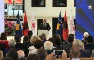 Haradinaj në Prizren: Lufta mes Kosovës dhe Serbisë të mbyllet pa pazare të ndyta