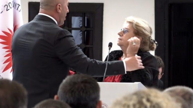 Mediat e rajonit: Haradinaj deshi ta rrihte një grua në Prizren