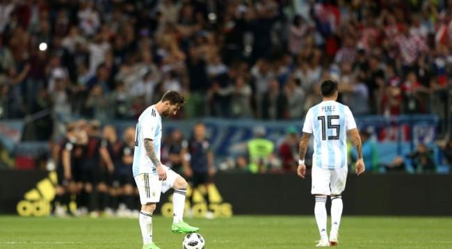 Kroacia e shokon Argjentinën, Messi dhe kombëtarja e tij rrezikojnë seriozisht eliminimin
