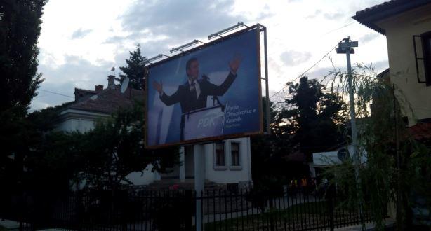 PDK-ja e cilëson kundërthënës koncesionimin e një prone komunale në Prizren