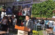 """Ministri Bytyqi merr pjesë në përmbyllje të """"Javës së Remzi Ademajt"""" në Prizren"""