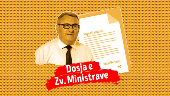 Zv.ministri Nerjovaj tërhiqet nga plani për ta pranuar fajësinë për keqpërdorim të detyrës