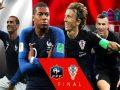 Sot finalja e madhe e botërorit, Francë-Kroaci