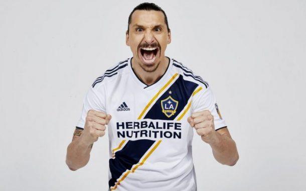 Ibra me kontratë të re te LA Galaxy