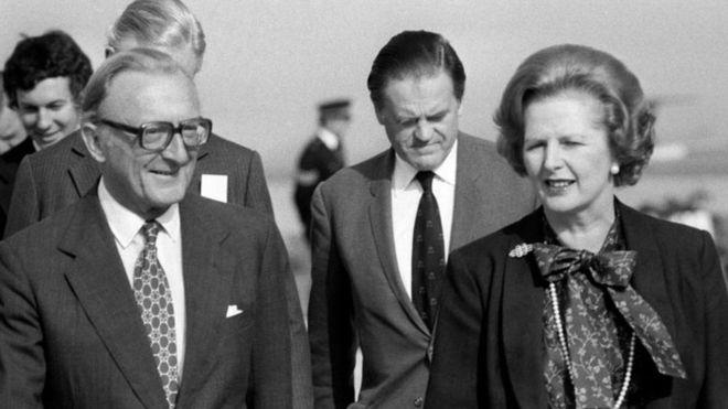 Ndërron jetë pjestari i fundit i qeverisë së Churchill, Lord Carrington