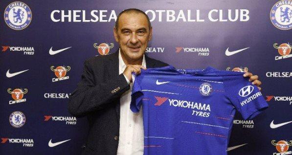 Zyrtarizohet Maurizio Sarri në stolin e Chelseat