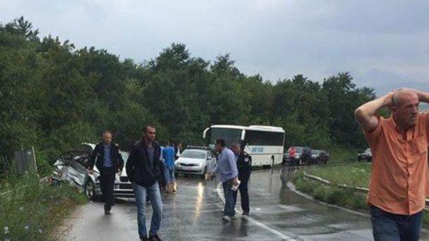 Sot u jepet lamtumira e fundit pesë viktimave të aksidentit në Suharekë