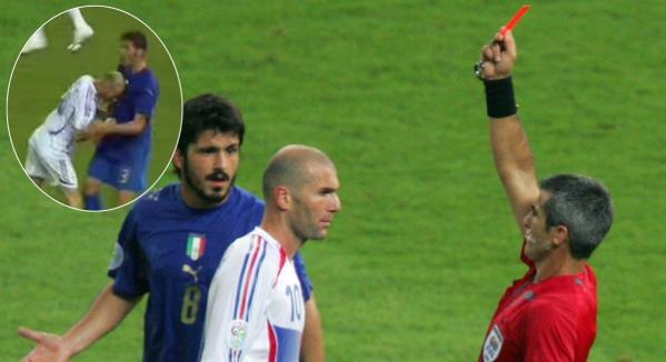 Ndëshkuesi i Zidane në Botërorin 2006 sjell të vërtetën