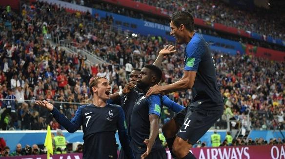 Franca në finale të Kupës së Botës