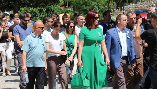 Haskuka solidarizohet me viktimat e Srebrenicës