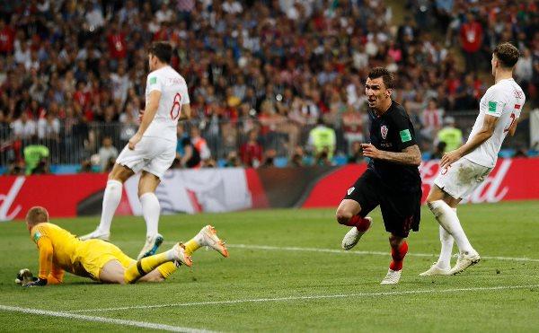 Historike, Kroacia në finale të Kupës së Botës