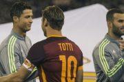 Totti flet për transferimin e Ronaldos në Juventus