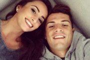 FOTO/ Bashkëshortja e Granit Xhakës tregon se si e nis ditën çifti i famshëm