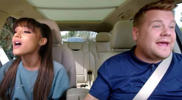 Ariana aksidentohet gjatë emisionit?