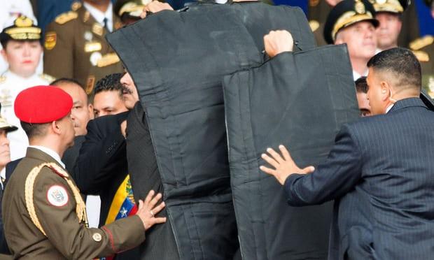 Atentati me dron, Maduro: Pashë vdekjen me sy!